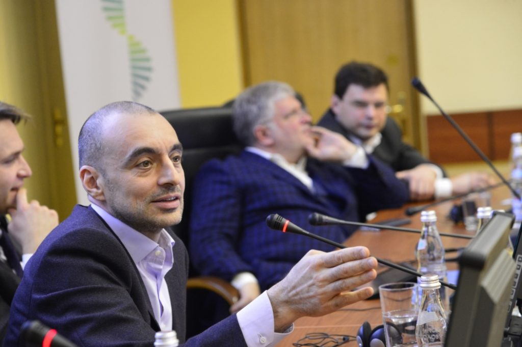 Ulvi Kasimov, The founder of SFERIQ, a global investment company.
